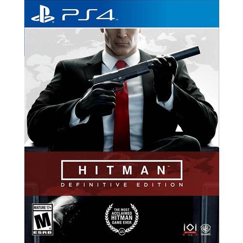 Hitman: Definitive Edition - PS4 - $14.99 @ Amazon + FSSS
