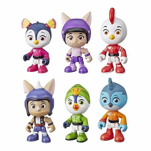 Top Wing 6-Character Collection Pack - $7.75 @ Amazon + FSSS