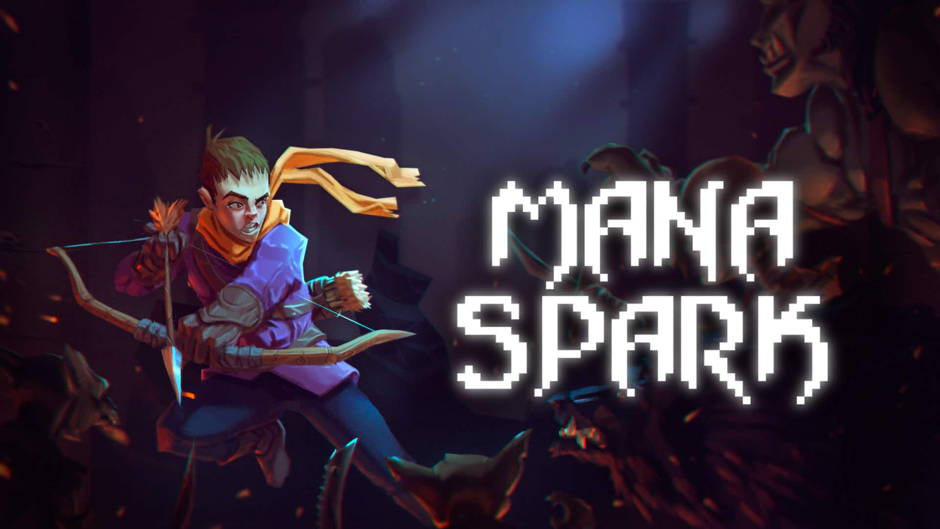 Mana Spark - Nintendo Switch Digital Download - $0.99 @ Nintendo Game Store