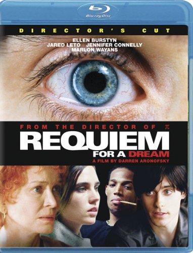 Requiem for a Dream, Director's Cut - Blu-ray - $5.99 @ Amazon + FSSS