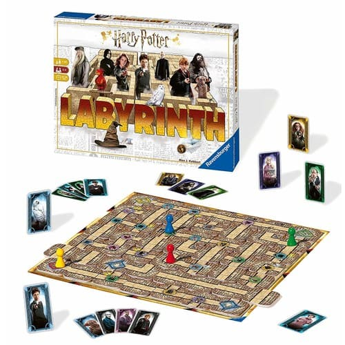 Ravensburger Harry Potter Labyrinth Board Game - $22.49 @ Amazon + FSSS