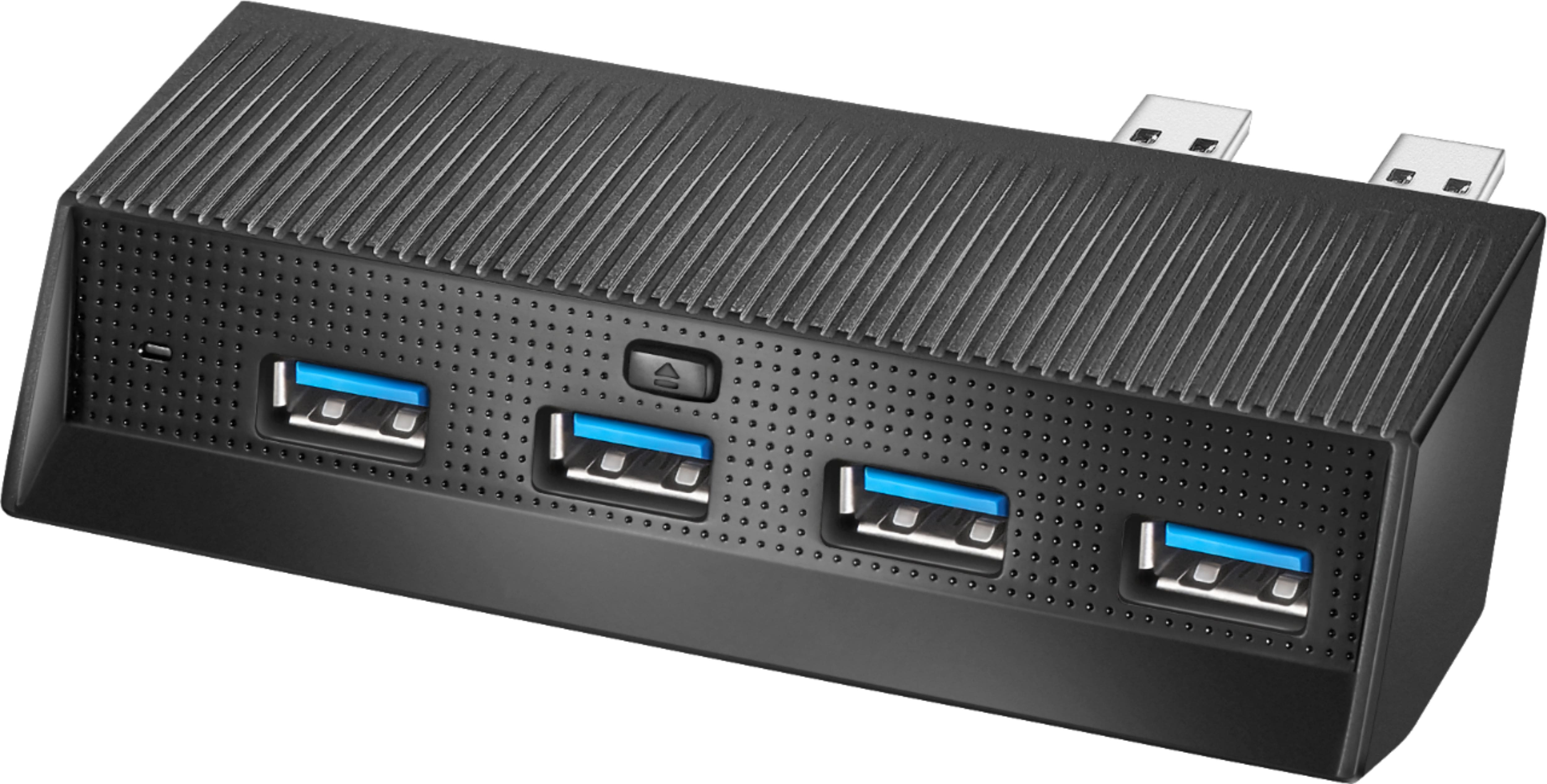 Insignia 4-Port High Speed USB Hub for PS4 Pro and PS4 Slim - $4.99 @ Best Buy + Free Curbside Pickup