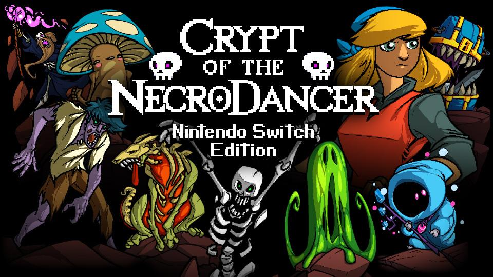 Crypt of the NecroDancer - Nintendo Switch Digital Download - $3.99 @ Nintendo Game Store