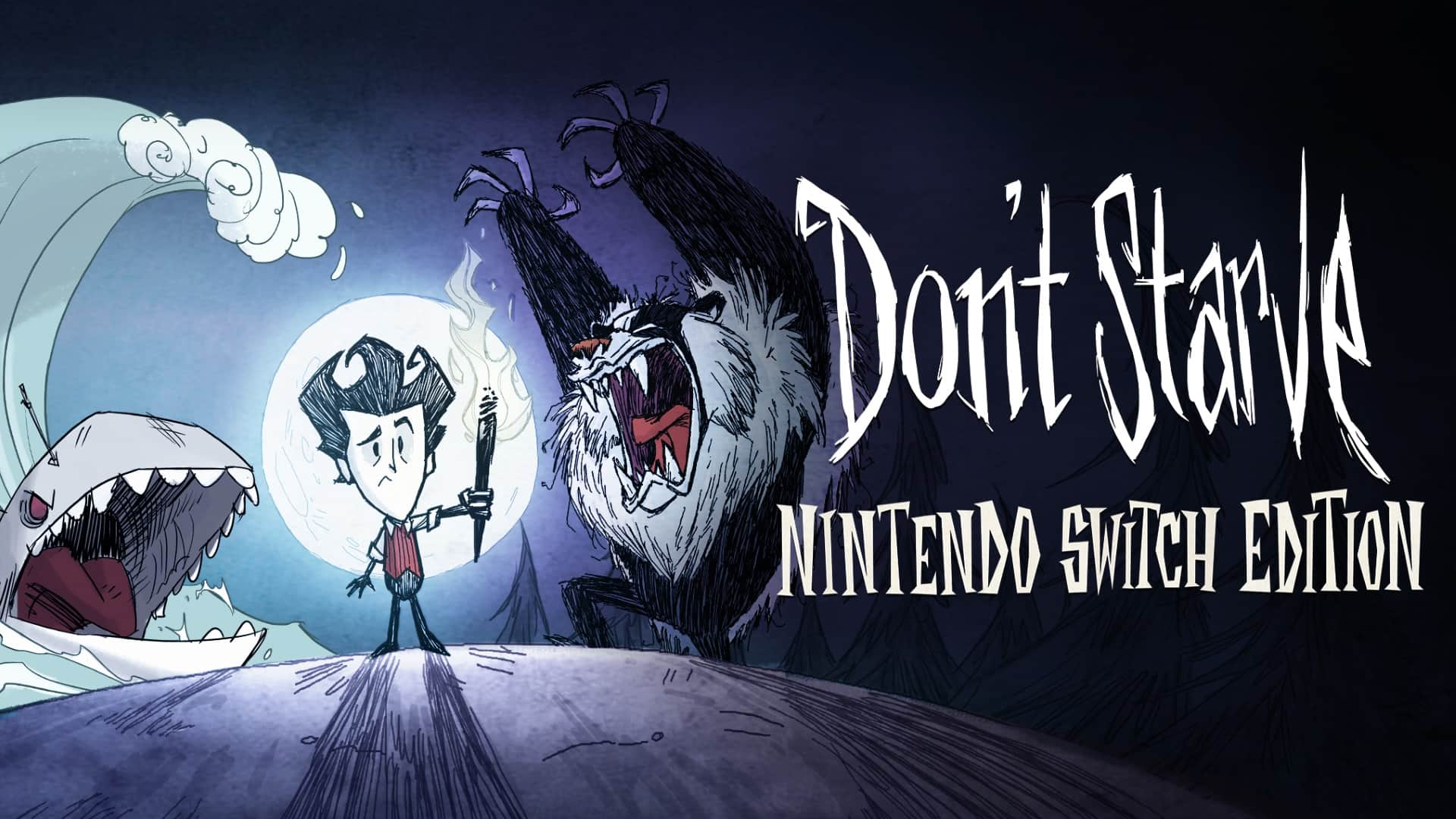 Don't Starve (Nintendo Switch Digital Download) - $4.99 @ Nintendo Game Store