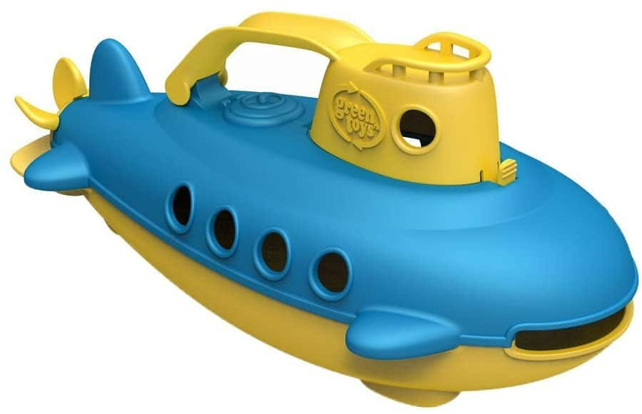 Green Toys Submarine Yellow - $6.68 @ Amazon + FSSS