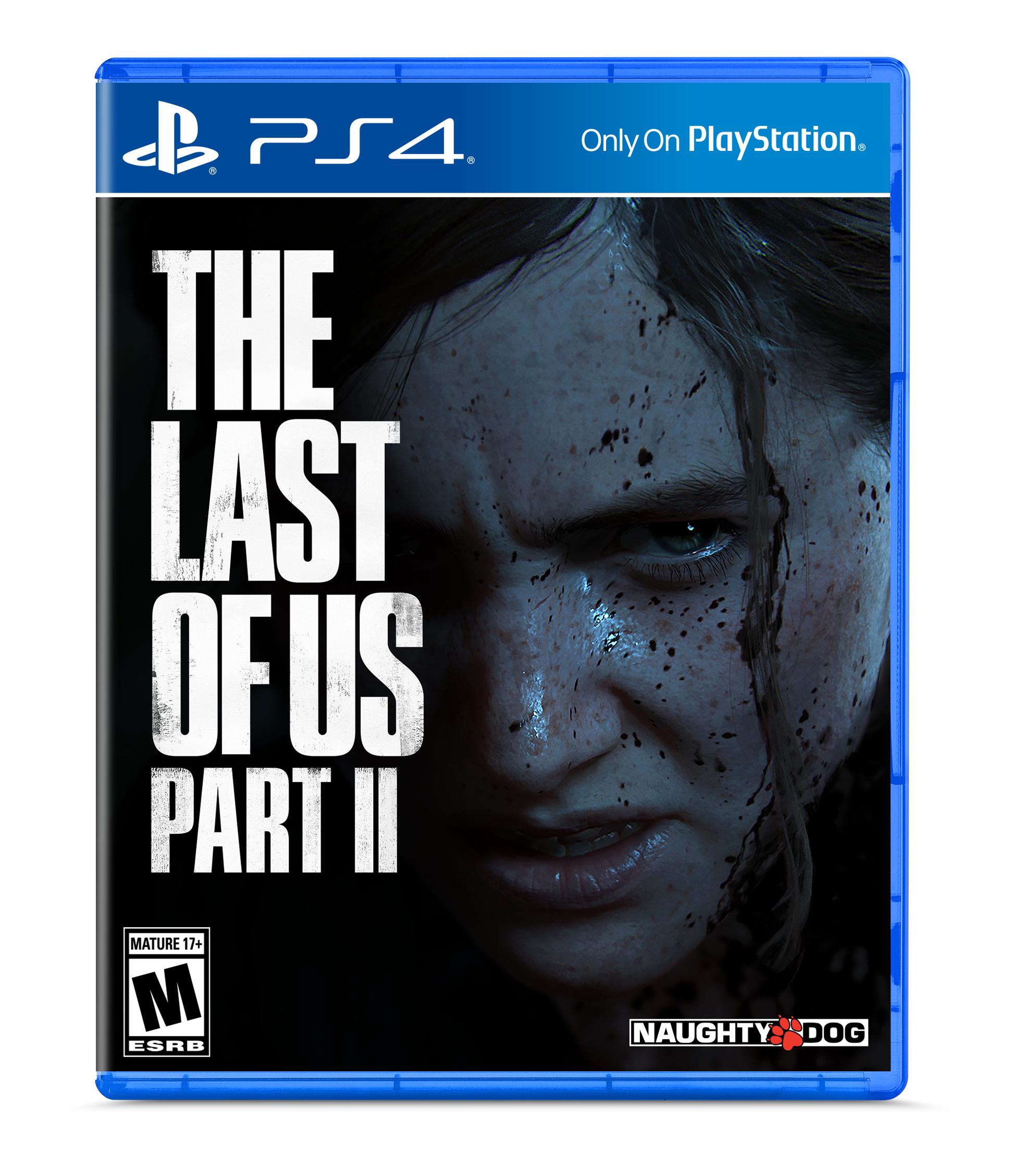 The Last of Us Part II - PS4 - $39.99 @ Walmart + FS