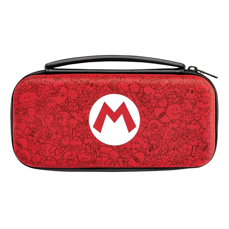 PDP Nintendo Switch Deluxe Travel Case - Mario Remix Edition - $8.99 @ Amazon + FSSS