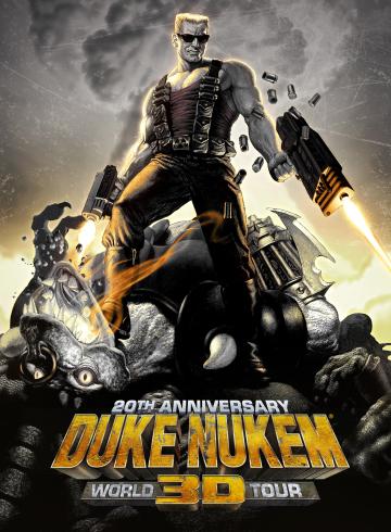 Nintendo Switch Digital Downloads - Duke Nukem 3D: 20th Anniversary World Tour $4.99, Bulletstorm: Duke of Switch Edition $7.49 @ Nintendo eShop