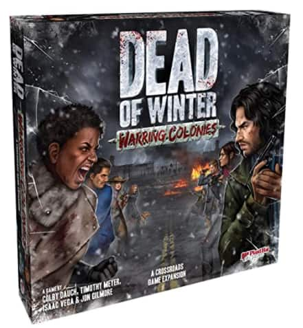 Dead of Winter: Warring Colonies Board Game Expansion - $14.79 @ Amazon + FS with Prime