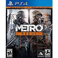 Amazon Deal: Metro Redux PS4/XB1 $34.99 Amazon Lightning Deal
