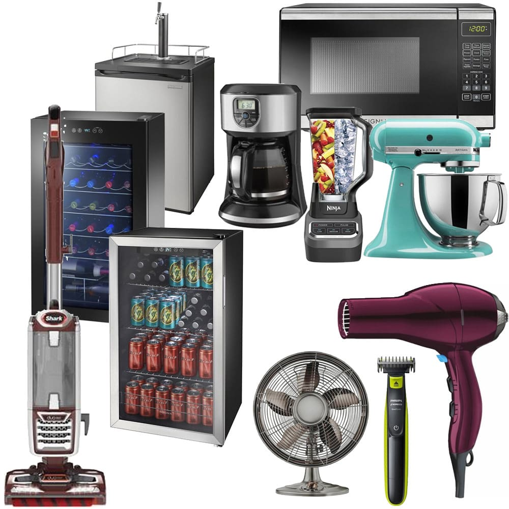 Best Buy | 20% OFF Select Small Kitchen Appliances, Vacuums, Personal Care, Heating and Cooling | Code SAVEONSMALLSNOW
