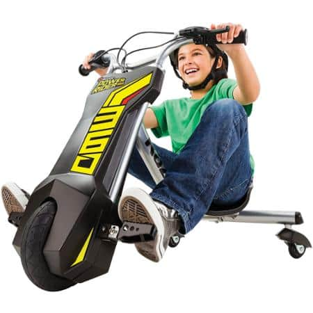 Razor PowerRider 360 Electric Tricycle $60 at Walmart (Possibly $25 or even $15) YMMV