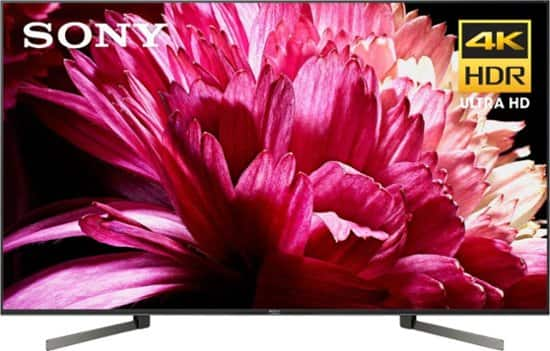 Active Military and Veterans: Sony 65 in. x950G series 4K HDR TV .  Free shipping + No Tax $1999