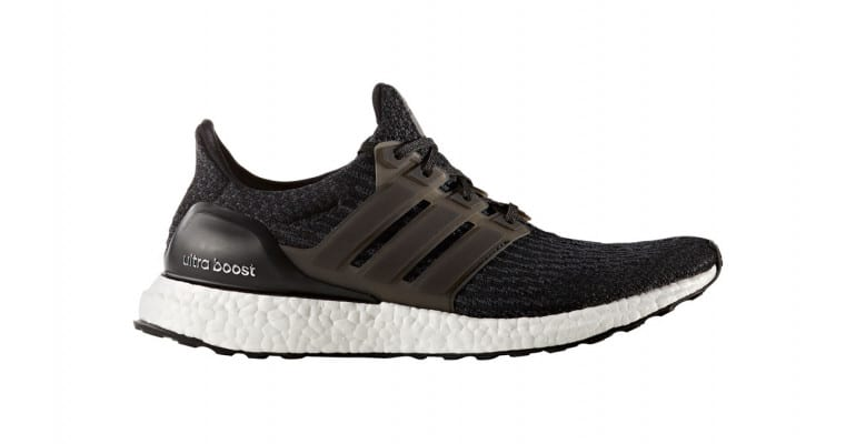 Adidas UltraBoost 3.0 Mens $125.98 Various Colors and Sizes & Free Shipping at JackRabbit