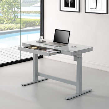 YMMV Costco: Tresanti Adjustable Height Desk $229.99
