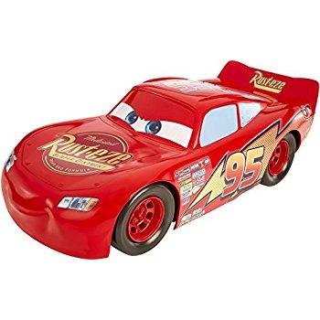 Target/Amazon: Disney Pixar Cars 3 Lightning McQueen 20 Vehicle $15.80