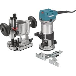Makita 1-1/4 HP Compact Router Kit RT0701CX7 $116 shipped at Acmetools