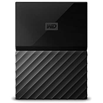 $63.99 WD 2TB My Passport External Hard Drive @ Amazon