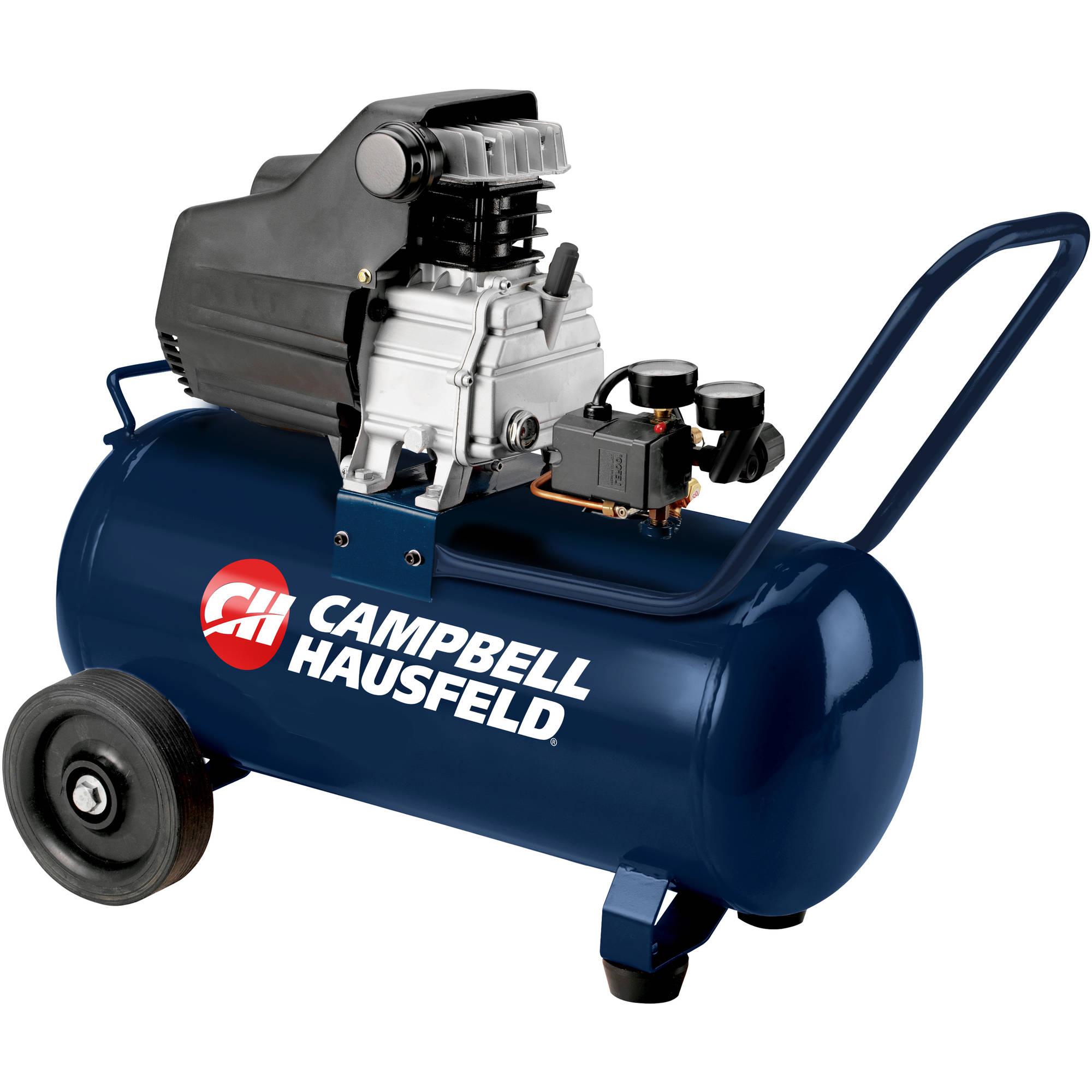 Campbell Hausfeld Air Compressor Wl604006af : Campbell hausfeld g horizontal tank oil lube air