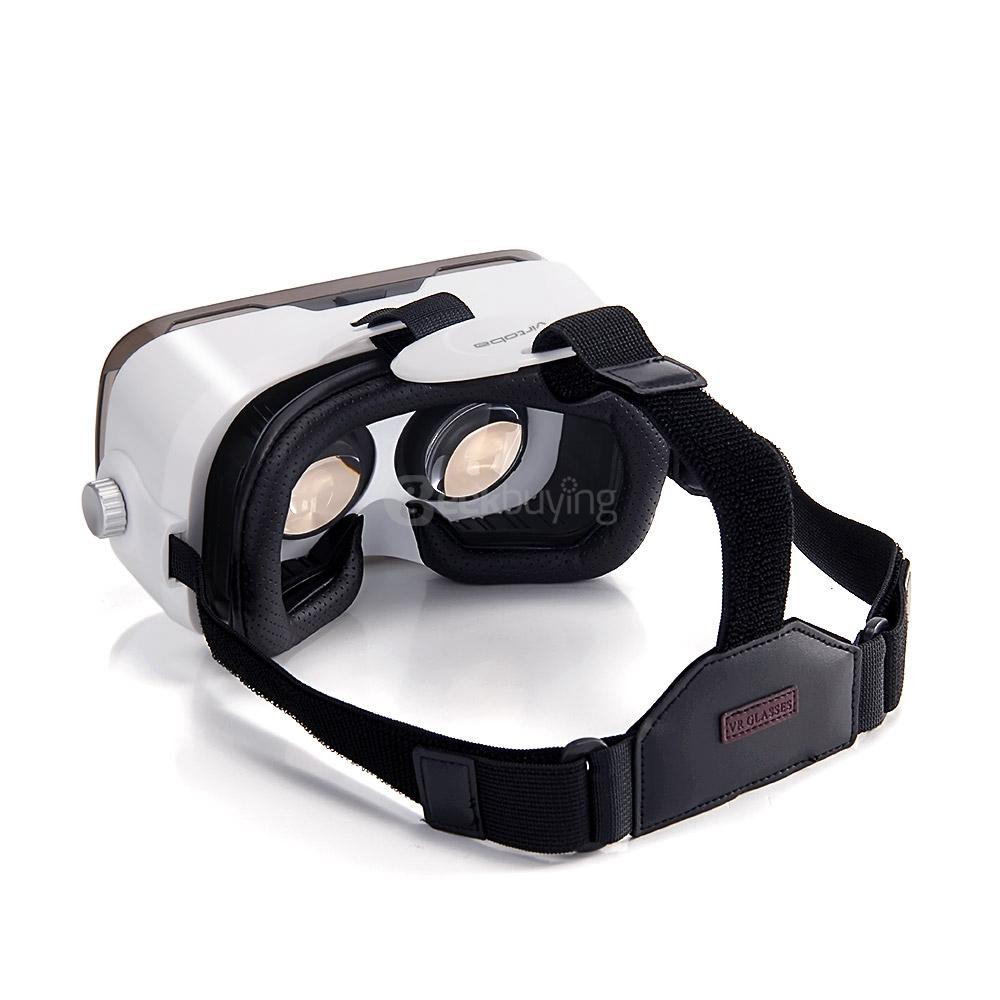 Virtoba X5 Elite VR (Non-Headphone Rebadged BoboVR Z4) 120 FOV, Adjustable IPD, Google Cardboard Mobile Virtual Reality Headset - $16.99 + FS