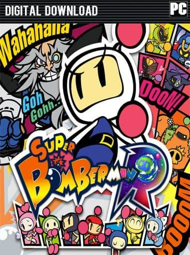 Super Bomberman R (PC - Split-Screen Co-Op / Online Multiplayer) $7.98 at GameBillet [Steam Key]