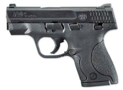 M&P Shield 9MM or .40 - $329.99 FS (w Safety at KYGUN Co)