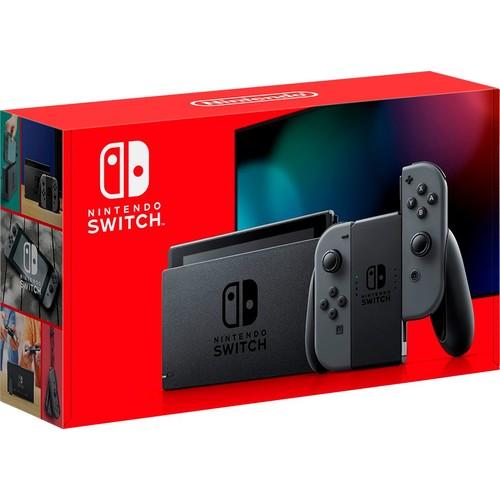 Nintendo Switch Gray/Neon - $299 - Best Buy