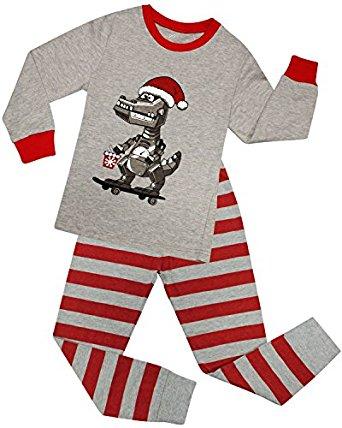 Kids Unisex Christmas Pyjamas Sets $7.49 on Amazon FS w/Prime