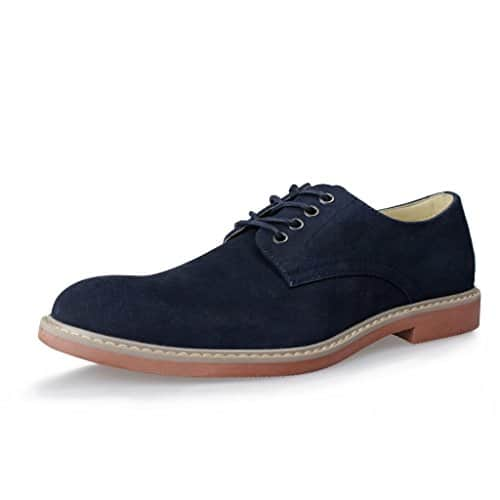 Hawkwell Men's Casual Classic Lace Up Oxfords Lace Dress Shoes Color Option for $21.59