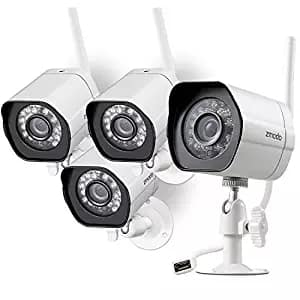 Thanksgiving Special Up to 50% OFF on Security Camera System from EZoomTek/Zmodo $29.99 - $224.99