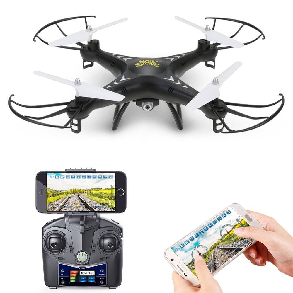 Quadcopter Drone with 720P Camera for $44.99 AC on Amazon with Free Shipping