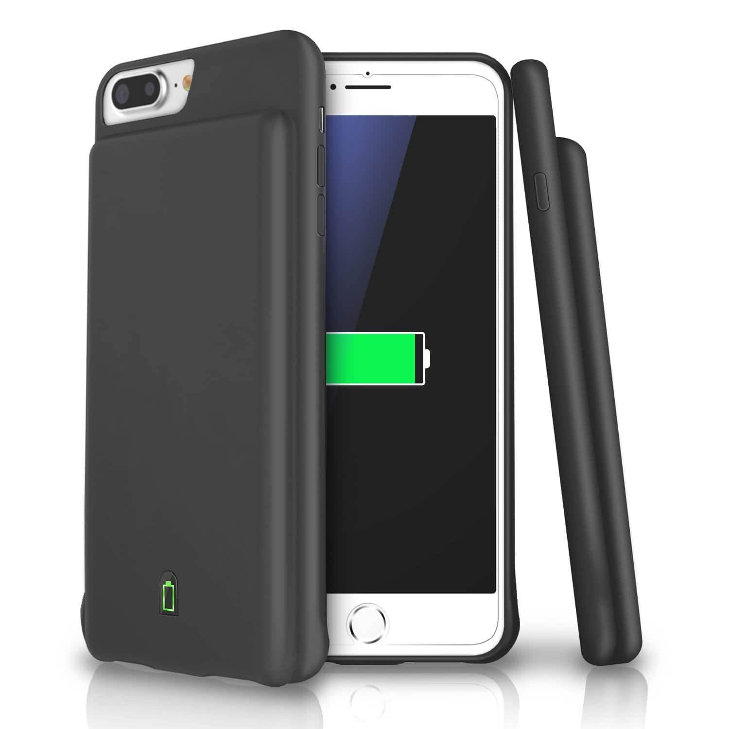 LoHi 7000mAh/4000mAh Capacity Portable Battery Charger for iPhone $26 & Rubber and Silicone Rugged Heavy Duty iPhone Case $1.40 AC + FS @Amazon
