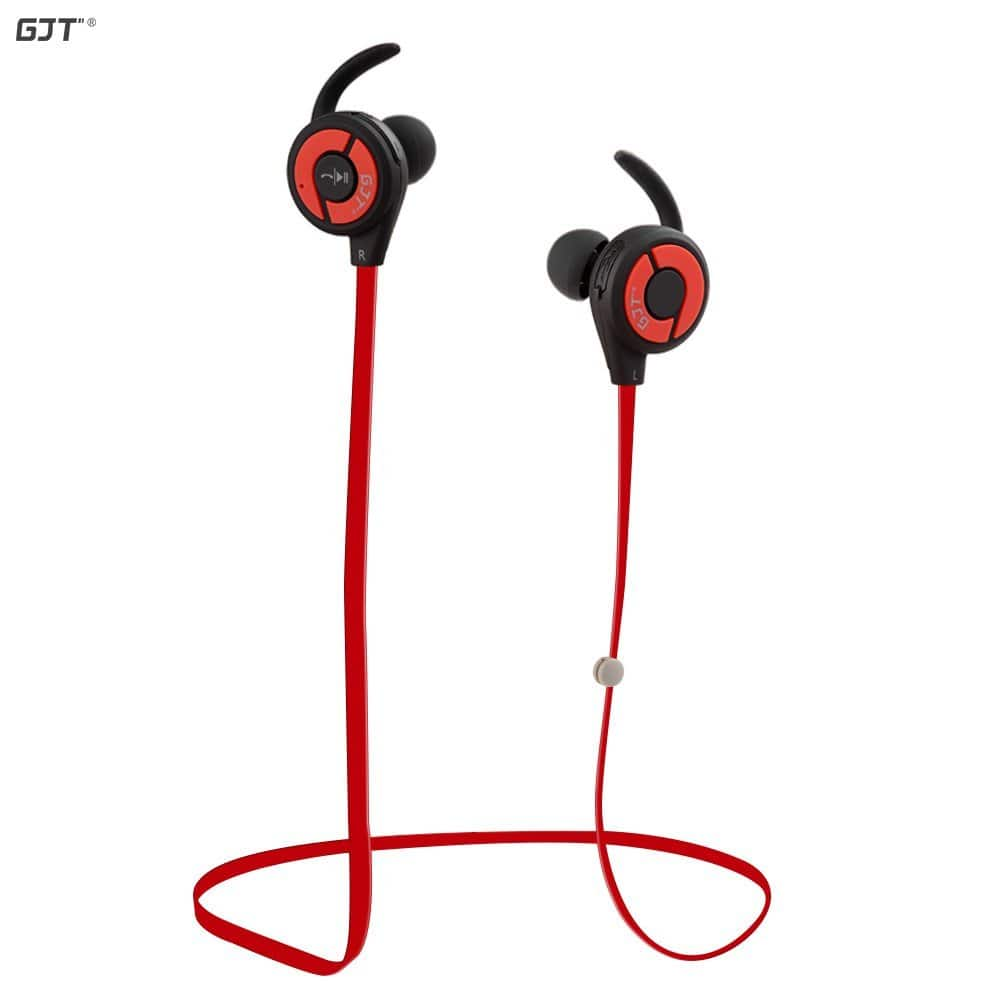 GJT E10 V4.1 Wireless Noise Cancelling Sports Earphones/Headphones with Mic for only $10.99 AC@Amazon FS w/prime