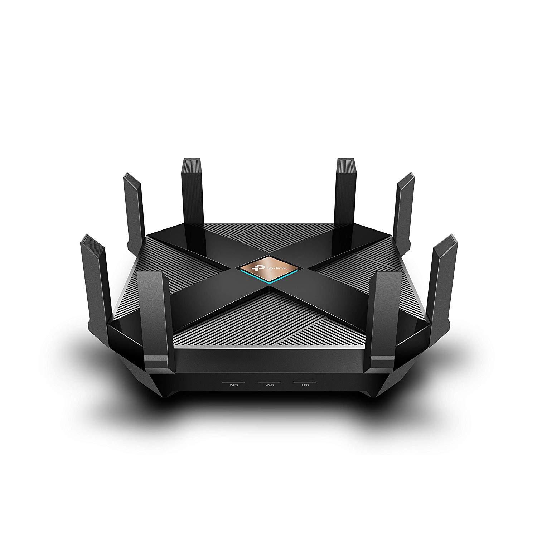 Prime Members: TP-Link WiFi 6 AX6000 8-Stream Smart WiFi