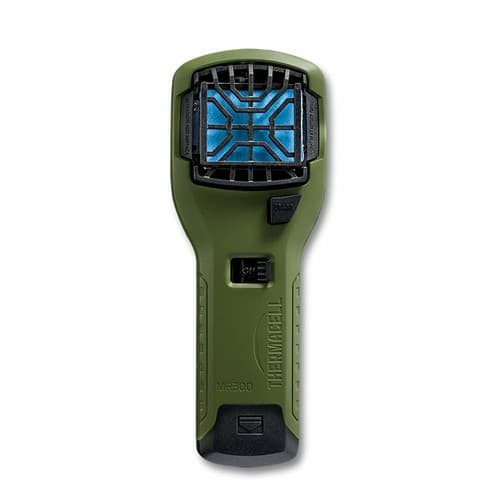 Thermacell MR300 Portable Mosquito Repeller, Olive Green; Contains Fuel Cartridge, $18.69 ($27.99)