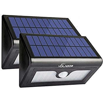 46% off VOLADOR 2 Packs 50 LED Solar Lights for $17.81 @amazon
