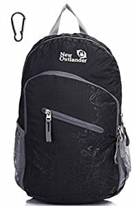 20L/33L- Most Durable Packable Lightweight Travel Hiking Backpack Daypack | $16.82