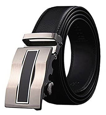West Leathers Men's Premium Italian Top Grain Leather Reversible Black/Brown Classic Belt | @Amazon | $9.20