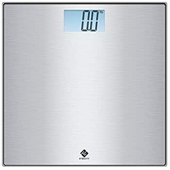 Etekcity Stainless Steel Digital Body Weight Bathroom Scale, Step-On Technology | @Amazon | $14.67
