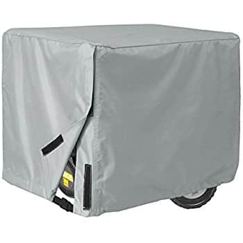 Porch Shield 100% Waterproof Universal Generator Cover 26 inch $11.49 or 38 inch $13.49 / Black Color or Light Tan Color