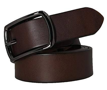 Women's Full Grain Leather Belt   $9.99 @Amazon