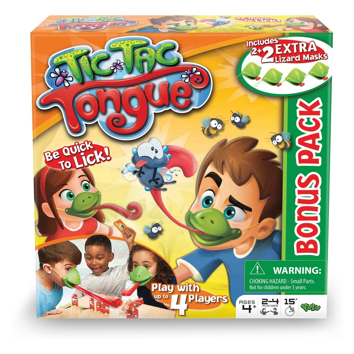 Target: Tic Tac Tongue Game $8.99 + Free Shipping
