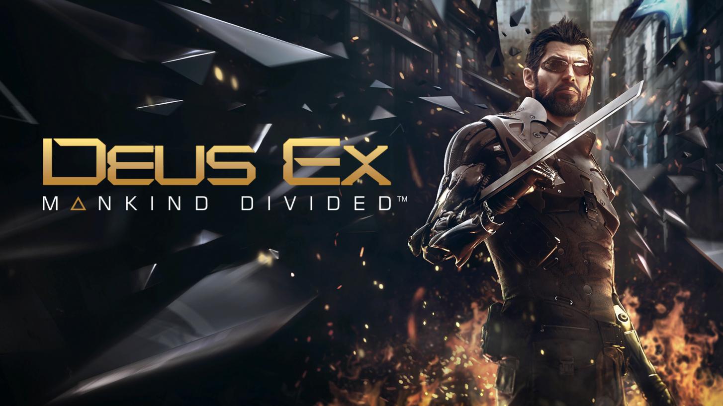 Deus Ex: Mankind Divided Digital Deluxe Version (PC) $10.40 @ GreenManGaming