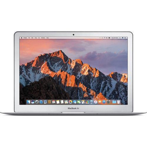 "$789 Apple - MacBook Air® - 13.3"" Display - Intel Core i5 - 8GB Memory - 128GB Flash Storage (Latest Model) - Silver MQD32LL-A"