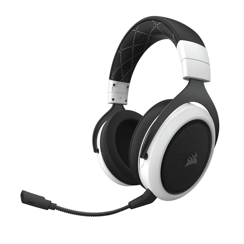 CORSAIR HS70 Wireless - 7 1 Surround Sound Gaming Headset