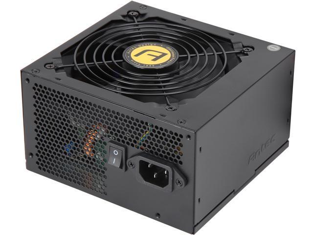 Antec NeoECO  80+ BRONZE 550W Non-Modular Power Supply 45 AR+FS $45