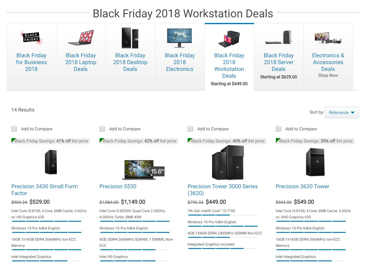 a0434782f3149 Save an extra 45% Off Select Dell Precision Workstation products. Deals on  both fixed and mobile series while supplies last + free shipping with  SAVE45 in ...
