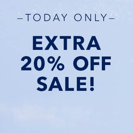 Keds: Extra 20% off Clearance + Free Shipping