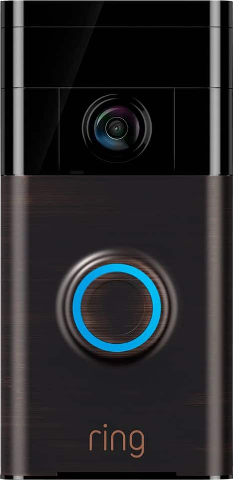 Ring Video Doorbell + Expert Installation ($129 value) FS $99, YMMV
