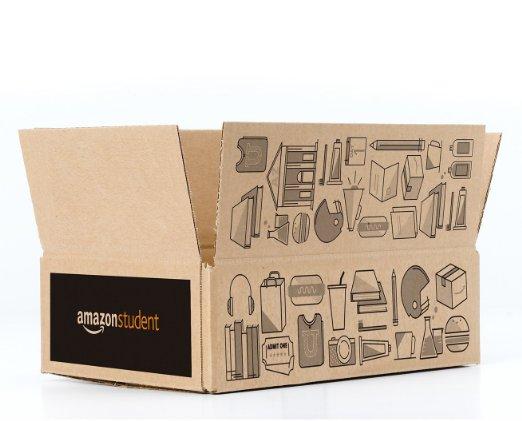 Free $35 Amazon Student Box (Amazon Student Members) +Free Shipping YMMV